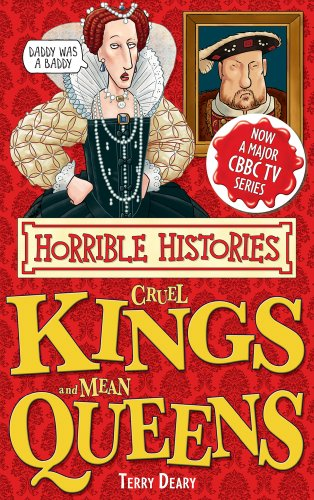 book cover of Cruel Kings and Mean Queens