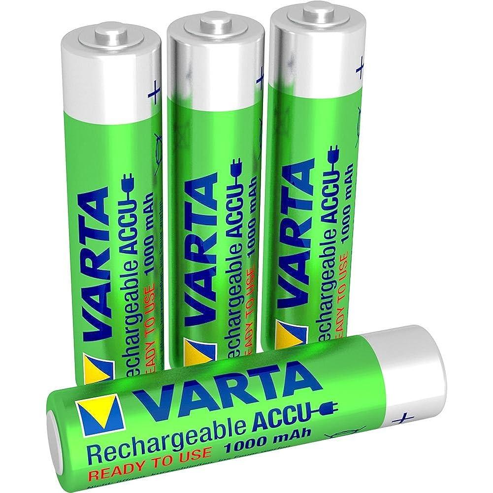 Wenn Sie auf der Suche nach guten AA-Akkus sind, werden Sie bei dem Hersteller Varta fündig.