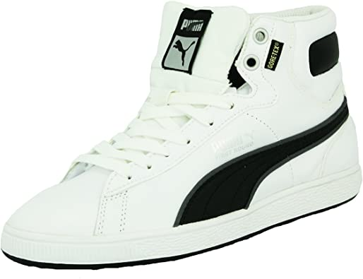 PUMA First Round L Gore-TEX Chaussures Mode Sneakers Homme Cuir