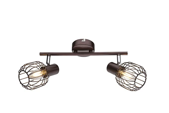 Lampade Da Soffitto Vintage : Faretto da soffitto a luci lampada da soffitto cm lampada da
