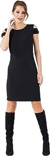 product image for Eva Varro Women's Turn Twist SLV Band Dress