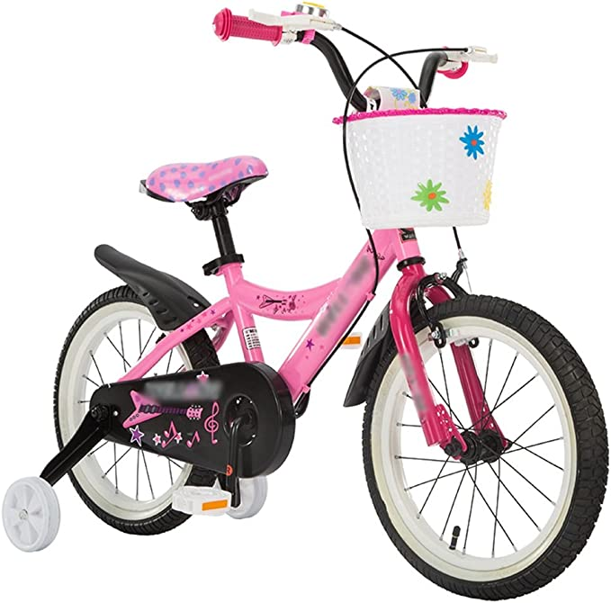 MAZHONG Bicicletas Carrito de bebé para Bicicleta para Niños 12/14 ...