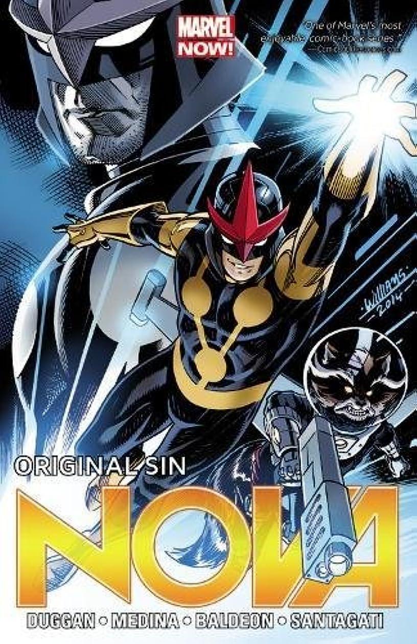 アルコーブ懸念将来のNova Volume 5: Axis