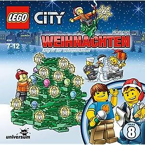 Lego City 8 Weihnachten (CD)  LEGO