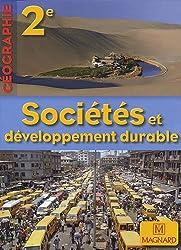 Géographie 2e : Sociétés et développement durable, petit format