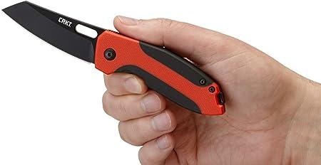 Adultos CRKT CR2430 Cuchillo,Unisex un tama/ño Multicolor