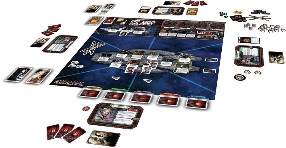 battlestar galactica board game