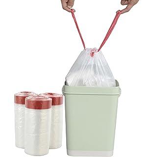 Amazon.com: Ninestars NSTB-6-30 Extra Strong White Trash Bag ...