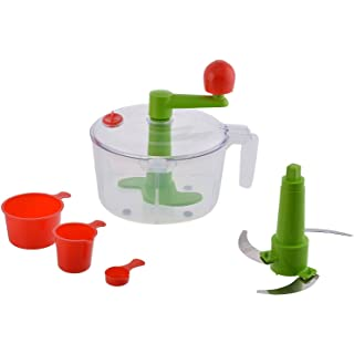 Nestwell Atta Maker With Chop   Churn  2 In 1   Color May Vary  available at Amazon for Rs.190