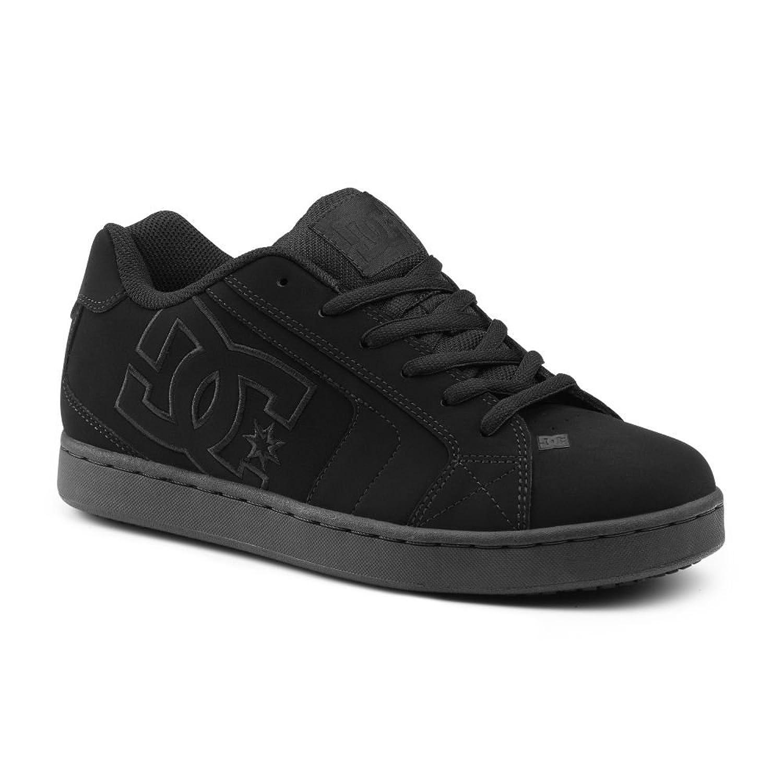 DC SureGripメンズNet SGブラック耐スリップ作業靴 B06XP1H913  ブラック 5 D(M) US
