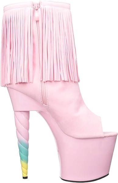 Ellie Shoes Women s 777-prince Platform Sandal Pink 6 US 6 M US. Back.  Double-tap to zoom db2f8c30f