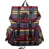 Harry Potter Backack Hogwarts Houses Bag Harry Potter Patches Backpack - Harry Potter Bag Hogwarts Backpack