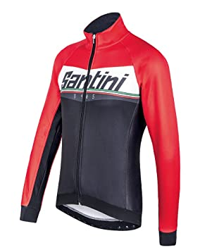 Santini 365 Meridian warmsant – Chaqueta Hombre, Color, tamaño XXL