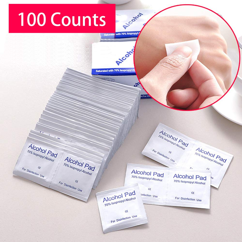 Body Hand Cleansing Refreshing Cloths Alcohol Cleanser for Skin Phone Auto pologyase Zuolo 120 Sheets Disposable Alcohol Prep Pads Camera Sterile Universal Alcohol Wet Wipes Computer in style