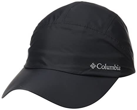 Columbia Water Tight Gorra Impermeable, Unisex, Negro, Talla única Ajustable: Amazon.es: Zapatos y complementos