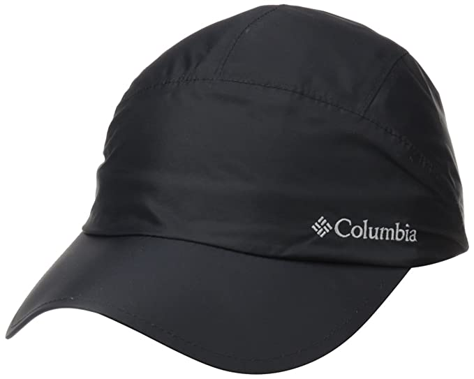 Columbia Water Tight Gorra Impermeable, Unisex, Negro, Talla única Ajustable: Amazon.es: Zapatos y complementos