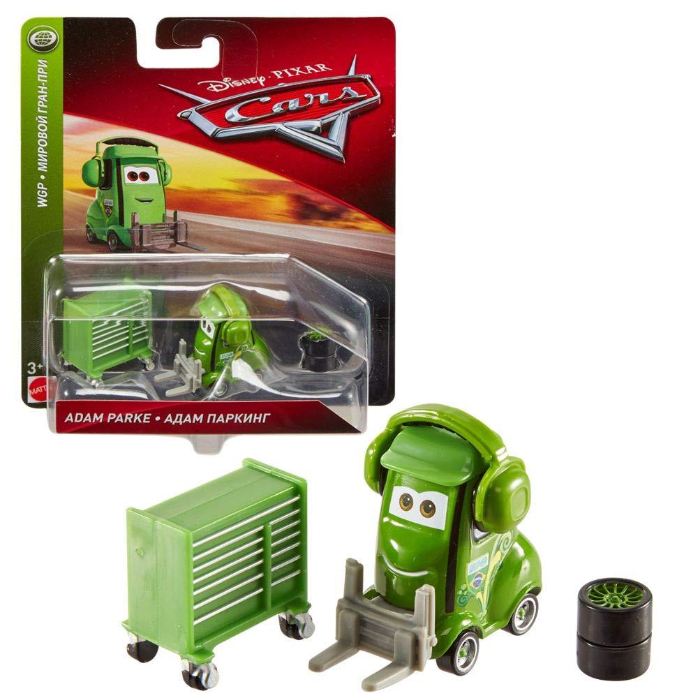 Mattel Disney Pixar Cars - Adam Parke FLL39