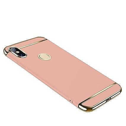 super popular 18470 223c5 AccMarT Xiaomi Mi Redmi Note 5 Pro Case Cover 3in1: Amazon.in ...