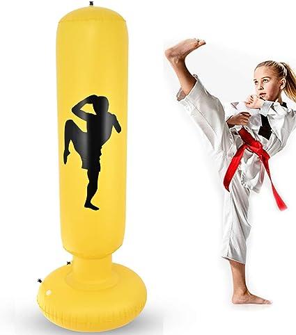 Nabance - Saco de boxeo hinchable para saco de boxeo