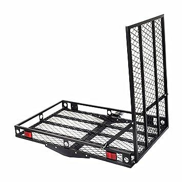 227 fuerte Carrier movilidad Scooter eléctrico de enganche de silla de ruedas rampa de carga: Amazon.es: Bricolaje y herramientas