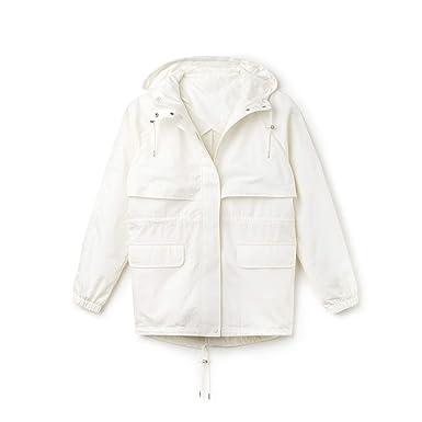 9e5cd7b52 Lacoste - Women s Jacket - BF8912  Amazon.co.uk  Clothing