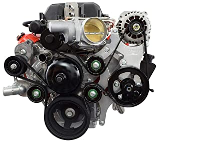 Amazon com: LS Truck LSA Supercharger Swap 6 rib Alternator