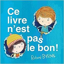 Amazon Com Ce Livre N Est Pas Le Bon French Edition