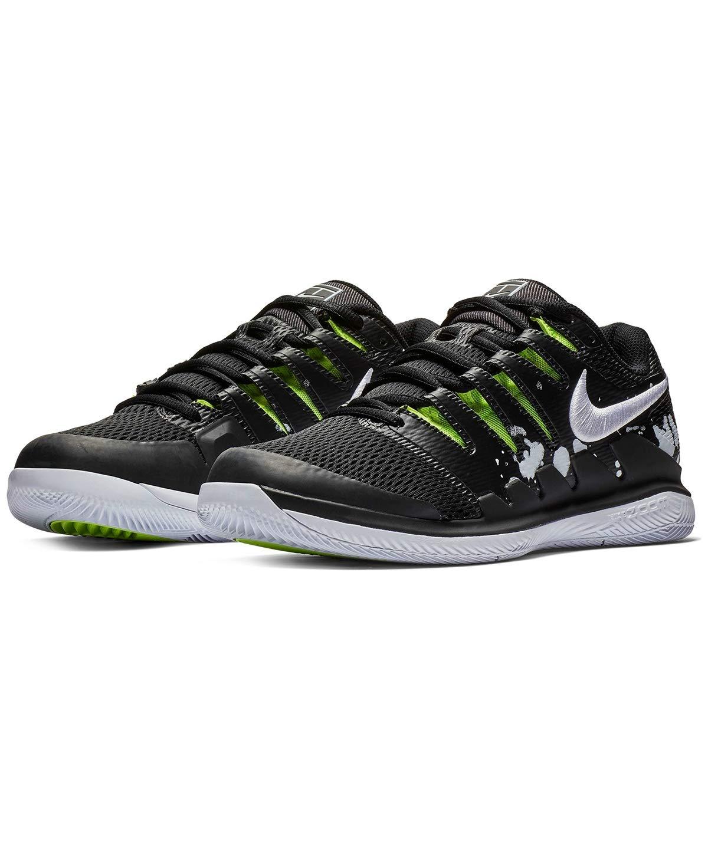 super popular 25124 c794d Nike Men s Air Zoom Vapor X Premium Men s Tennis Shoes (10, Black White