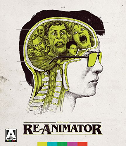 Re-Animator (2-Disc Limited Edition) [Blu-ray] by Arrow Video