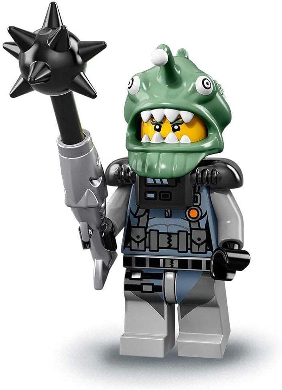 LEGO Ninjago Movie Minifigures Series 71019 - Shark Army Angler