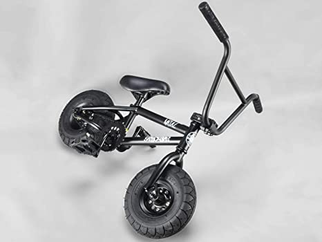 Amazon.com: Rocker BMX Mini bicicleta BMX irok + Metal ...