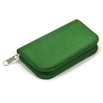 Estuche para tarjetas de memoria, 22 ranuras, bolsa de ...