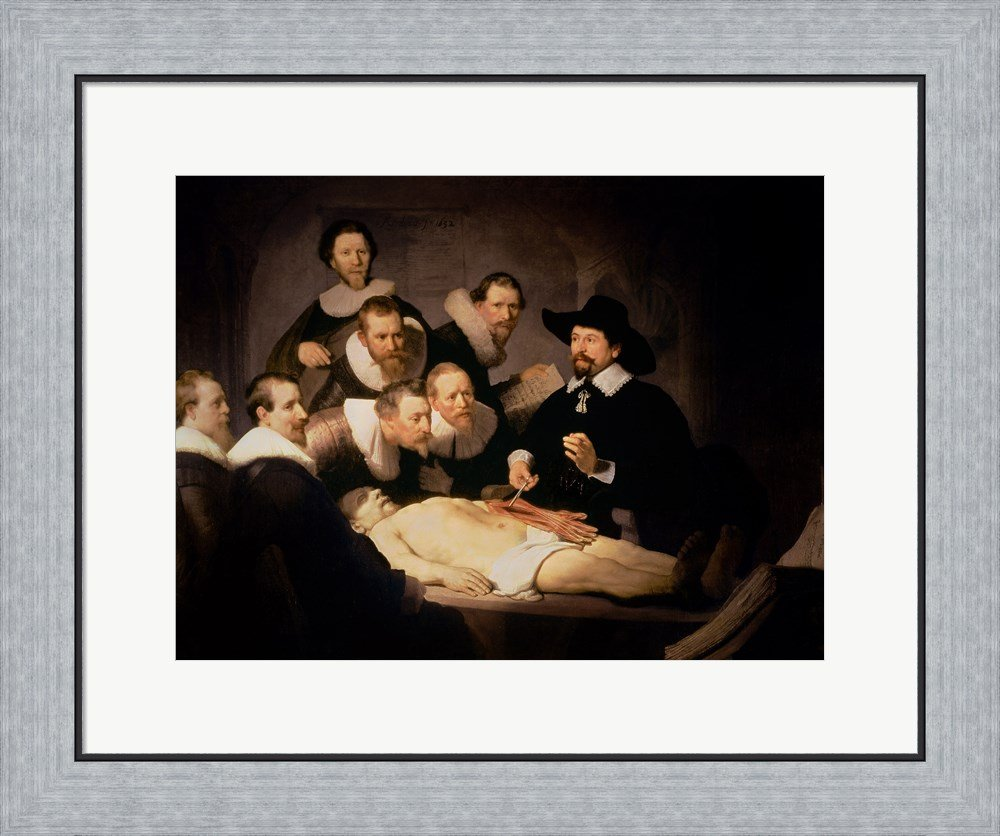 Amazon.com: The Anatomy Lesson of Dr. Nicolaes Tulp, 1632 by ...