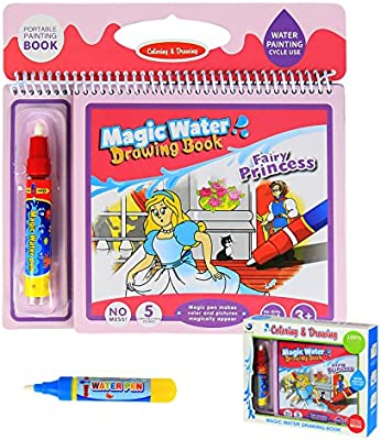7500 Magic Ink Coloring Book How Does It Work Free Images