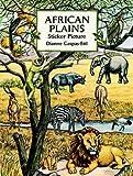 African Plains Sticker Picture, Dianne Gaspas-Ettl, 0486295982