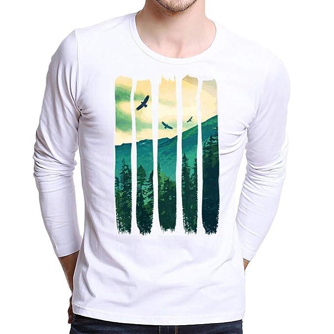 Beikoard - Camiseta - Moda - para Hombre