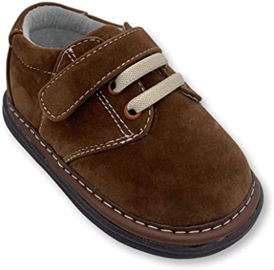 Wee Squeak Boys Toddler Squeaky Shoes