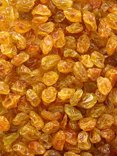 Golden Callifornia Raisins 5 LB