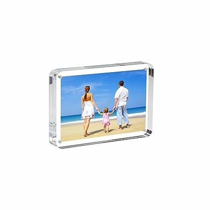 Buy 3.5x5 inch : Niubee Clear Acrylic Photo Frame 3.5x5\