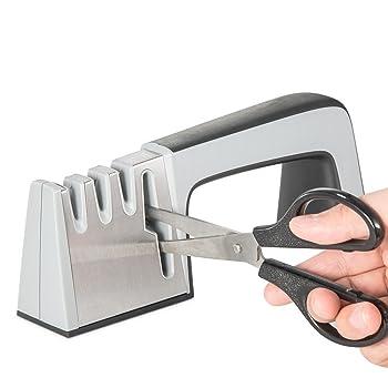 Chef Filet Knife Scissors Sharpener