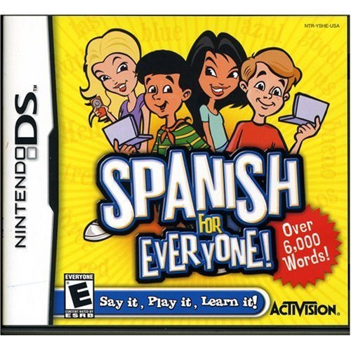 Spanish For Everyone - Nintendo DS by Activision