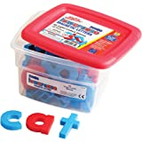 Educational Insights Jumbo AlphaMagnets Color-Coded Lowercase (Set of 42)