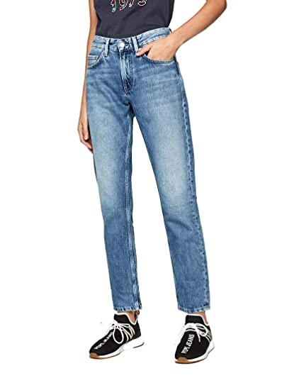 Pepe Jeans Damen Mable Straight Jeans