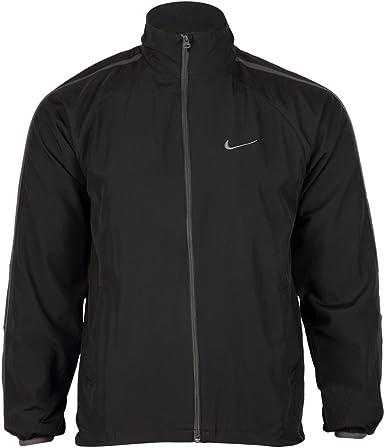 Para hombre Nike de chándal Casual de costura para chaquetas y ...