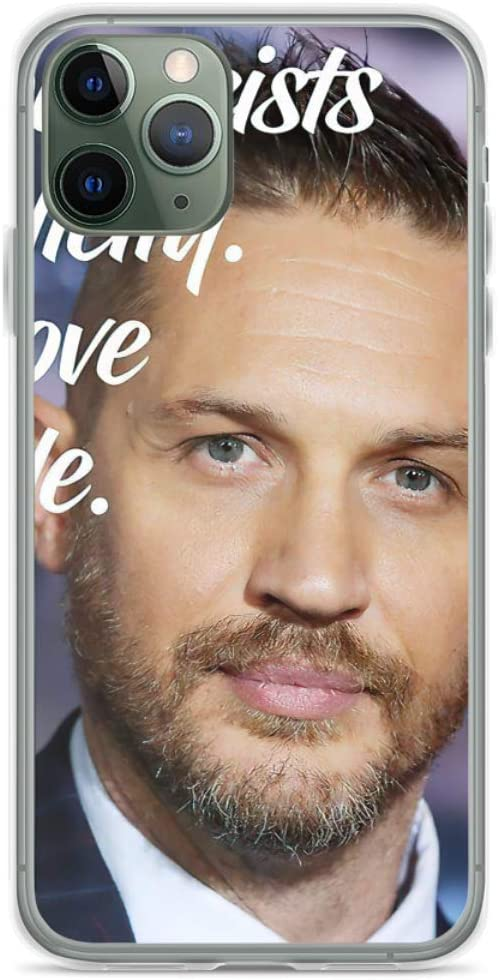 Phone Case Tom Hardy Quote Compatible with iPhone 6 6s 7 8 X Xs Xr 11 12 Pro Max Mini Se 2020 Funny Waterproof Shockproof