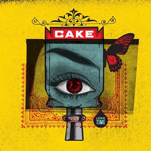 CD : Cake - Long Time (Colored Vinyl)