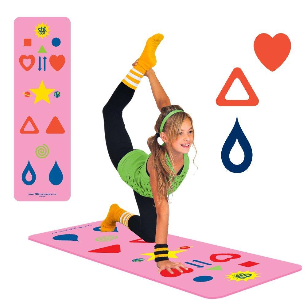 Yoga mat And iPad Game