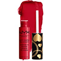 NYX PROFESSIONAL MAKEUP Soft Matte Lip Cream, Lunar New Year Edition - Taipei, True Red