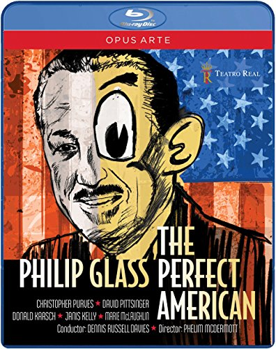 Dennis Russell Davies - Perfect American (Blu-ray)