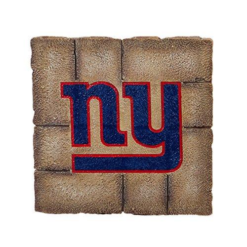 Team Sports America New York Giants Garden Paver Team Logo Decorative Stepping Stone ()